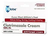(3 Pack) Clotrimazole Anti Fungal Cream, 1% USP