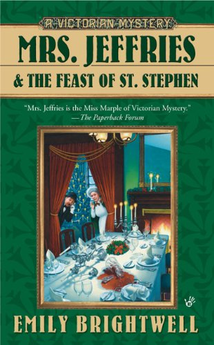 Jeffries Feast Stephen Victorian Mystery product image