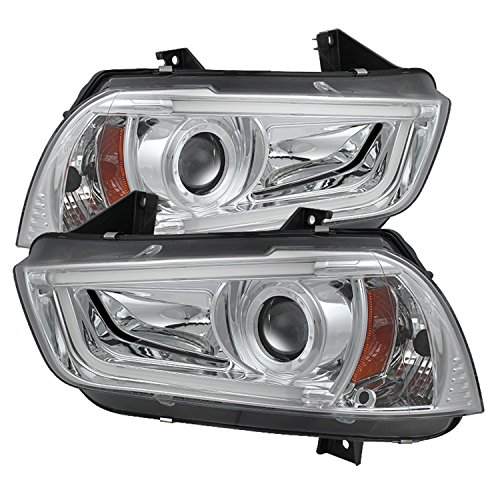 Dodge Charger A/c - Spyder Auto (PRO-YD-DCH11-LTDRL-C) Dodge Charger Projector Headlight