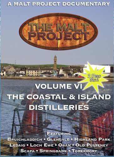 Malt Project (Vol 6) Coastal & Island Distilleries by Single Malt Scotch Whisky Visits