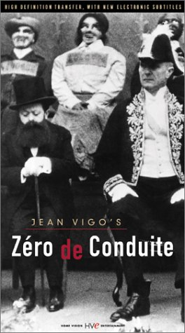 Zero De Conduite [VHS]