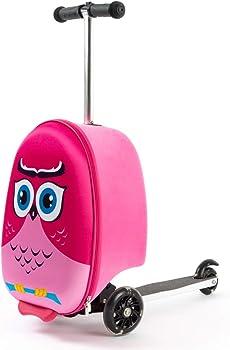 Kiddietotes Lightweight Carry-On Kids Luggage