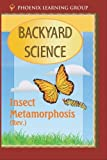 Insect Metamorphosis: Backyard Science [DVD] [1993] [NTSC]