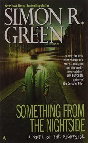 book cover of Something from the Nightside