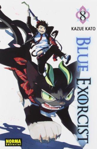 Descargar Libro Blue Exorcist 8 Kazue Kato