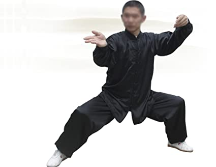 c9faa900b Tai Chi Uniform - luxurious Korean Silk, stretch TaiChi suits, Traditional Tai  Chi Clothing for your Tai Chi Exercise, 12 colors and styles, Black, White,  ...