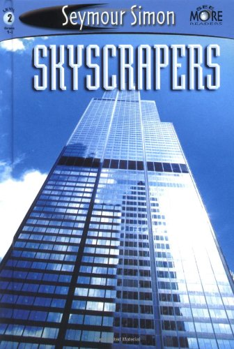 SeeMore Readers Skyscrapers (Level by Brand: Chronicle Books