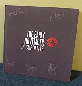 The Early November In Currents Lp 100 Page Photo Book