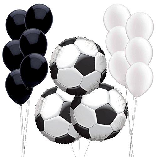 Soccer Latex Balloons - 8