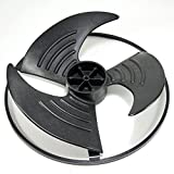 Goodman Mfg Co. 0161P00055S Room Air Conditioner Condenser Fan Blade Genuine Original Equipment Manufacturer (OEM) Part