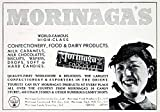1940 Ad Vintage Morinaga Candy Confectionery Food