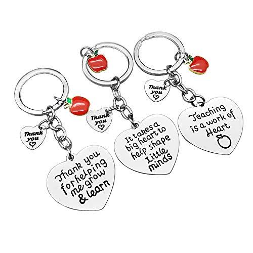 Heart Shape Keychain - 6