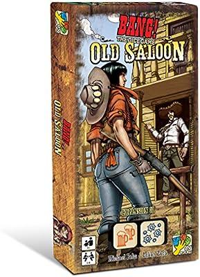 dV Giochi dvg9112 – The Dice Game Old – Expansión del Sedán Juegos de Dados de Bang.: DV Giochi: Amazon.es: Juguetes y juegos