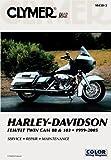 Clymer Harley-Davidson FLH/FLT Twin Cam 88 & 103, 1999-2005, Ed Scott, 0892879653