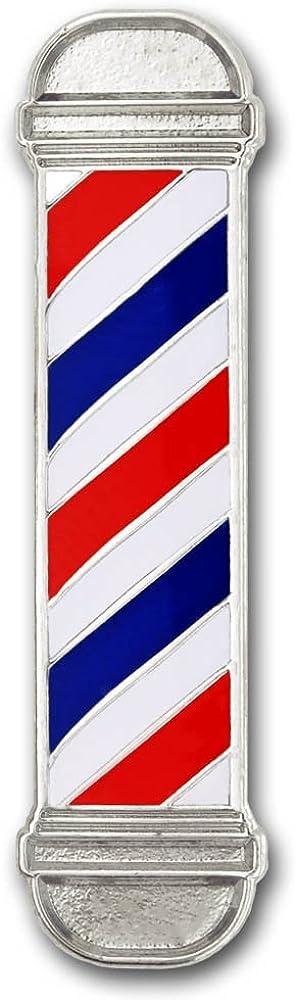PinMart Barber Shop Pole...