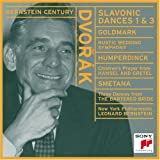 Dvoràk: Slavonic Dances Nos. 1 & 3 / Goldmark: Rustic Wedding / Humperdinck, Smetana