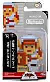 World of Nintendo The Legend of Zelda 8-Bit White Link Exclusive Figure 2.5 Inches