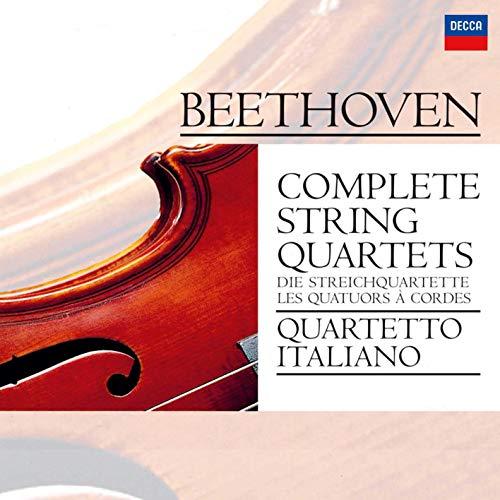 Beethoven: Complete String Quartets (Beethoven String Quartets Best Recordings)