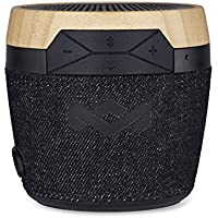 House of Marley Chant Mini Signature Black Bluetooth Portable Audio System