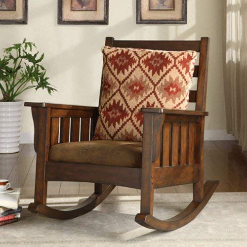 Furniture of America Oria Chair, Brown