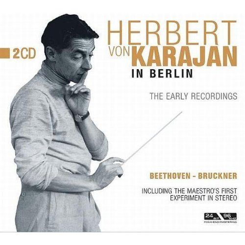 Herbert von Karajan in Berlin: The Early Recordings (Shop In Berlin)