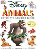 : Disney Animals (Ultimate Sticker Books)