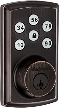Kwikset Smartcode 888 Electronic Deadbolt with Z-Wave Technology