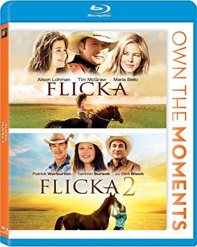 Flicka / Flicka 2 Double Feature Blu-ray