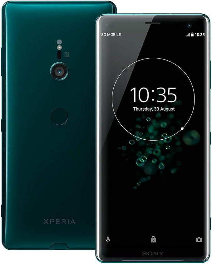 Sony Xperia XZ3 (H9493) 6 GB / 64 GB (Verde Bosque) 6 Pulgadas LTE ...