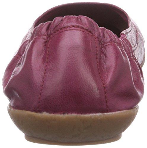 Geschlossene Damen Pink Ballerinas Berry 70 active Bamboo camel qgp5cITw5