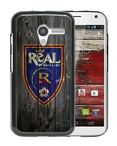 Customized Design Real Salt Lake 14 Black Motorola Moto X Phone Case