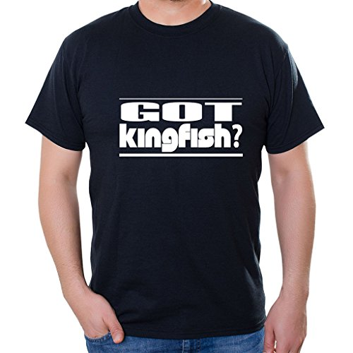 - Custom Brother - GOT Kingfish Unisex Short Sleeve T Shirt Black