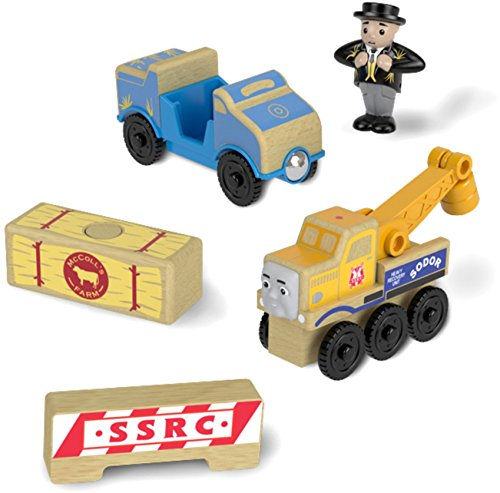 (Fisher-Price Thomas & Friends Wood, Butch's Road)