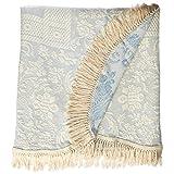 Maine Heritage Weavers 7847-Q-674 Queen Elizabeth Matelasse Bedspread