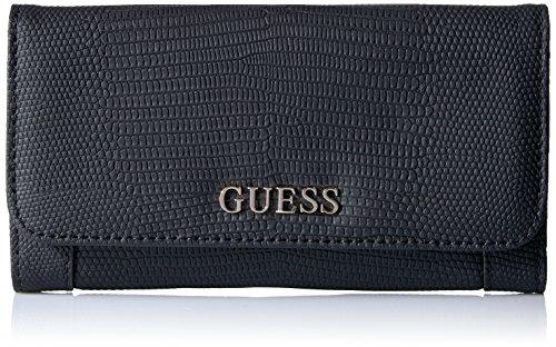 GUESS Huntley Lizard Clutch Wallet