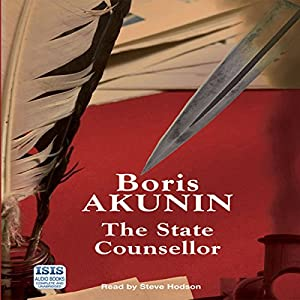 The State Counsellor Audiobook