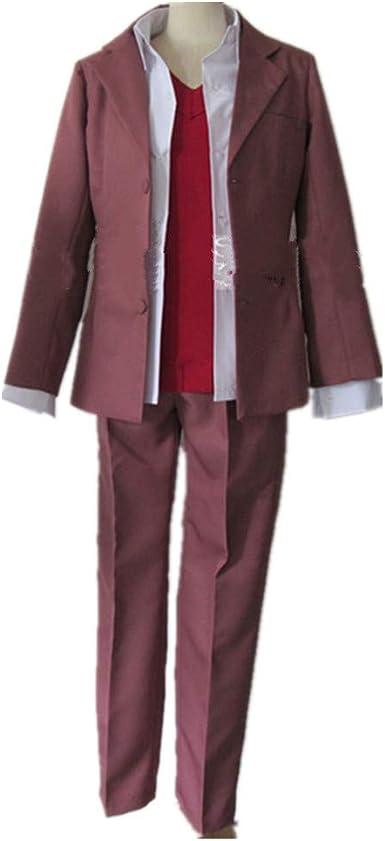 Amazon.com: Kakine Teitoku Cosplay Costume Custom Made Christmas Party  Halloween Cosplay Costume: Clothing