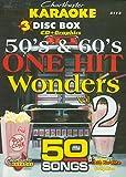 Karaoke: 50's & 60's One Hit Wonders 2