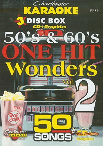 Karaoke: 50's & 60's One Hit Wonders 2 (60's Karaoke)