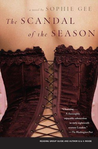 The Scandal of the Season: A Novel