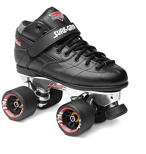 Sure-Grip Rebel Avanti Roller Skates (Mens 13 / Womens 14-14.5)