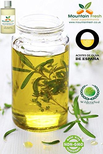 Mountain Fresh Cayenne Pepper Oil Infusion Capsicum annuu...