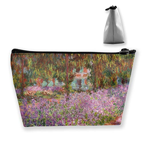 - The Artist's Garden Tixing Travel Portable Cosmetic Bag Wristlet Pouch MultiFunction Make-up Bags
