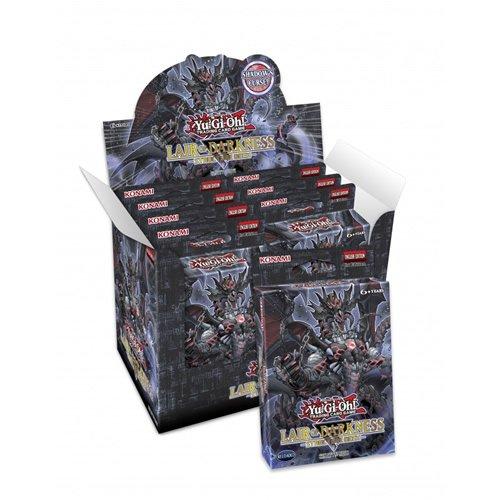 Yu-Gi-Oh! KONLODD Lair of Darkness Structure Deck Game