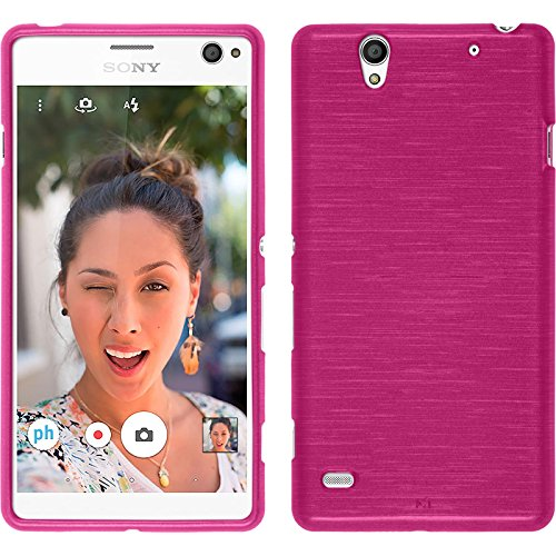 Silicone Case Sony Xperia C4 product image