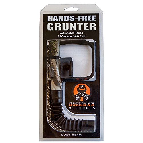 Hands Call Deer Free (Hands Free Dual Grunt Call Camo)