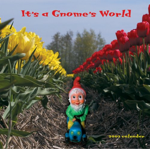 Its a Gnomes World 2007 Calendar