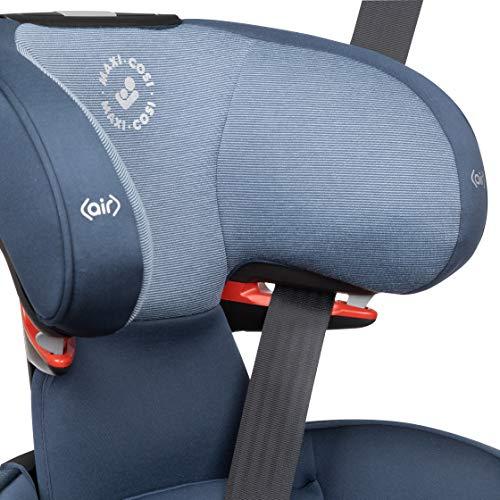 51BEV7w5TUL - Maxi-Cosi Rodifix Booster Car Seat, Nomad Blue, One Size