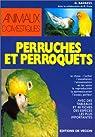 Perruches et perroquets par Ravazzi