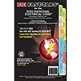 National Electrical Code NEC Colored 2020 Fast-Tabs For Softcover, Spiral, Loose-Leaf And Handbook